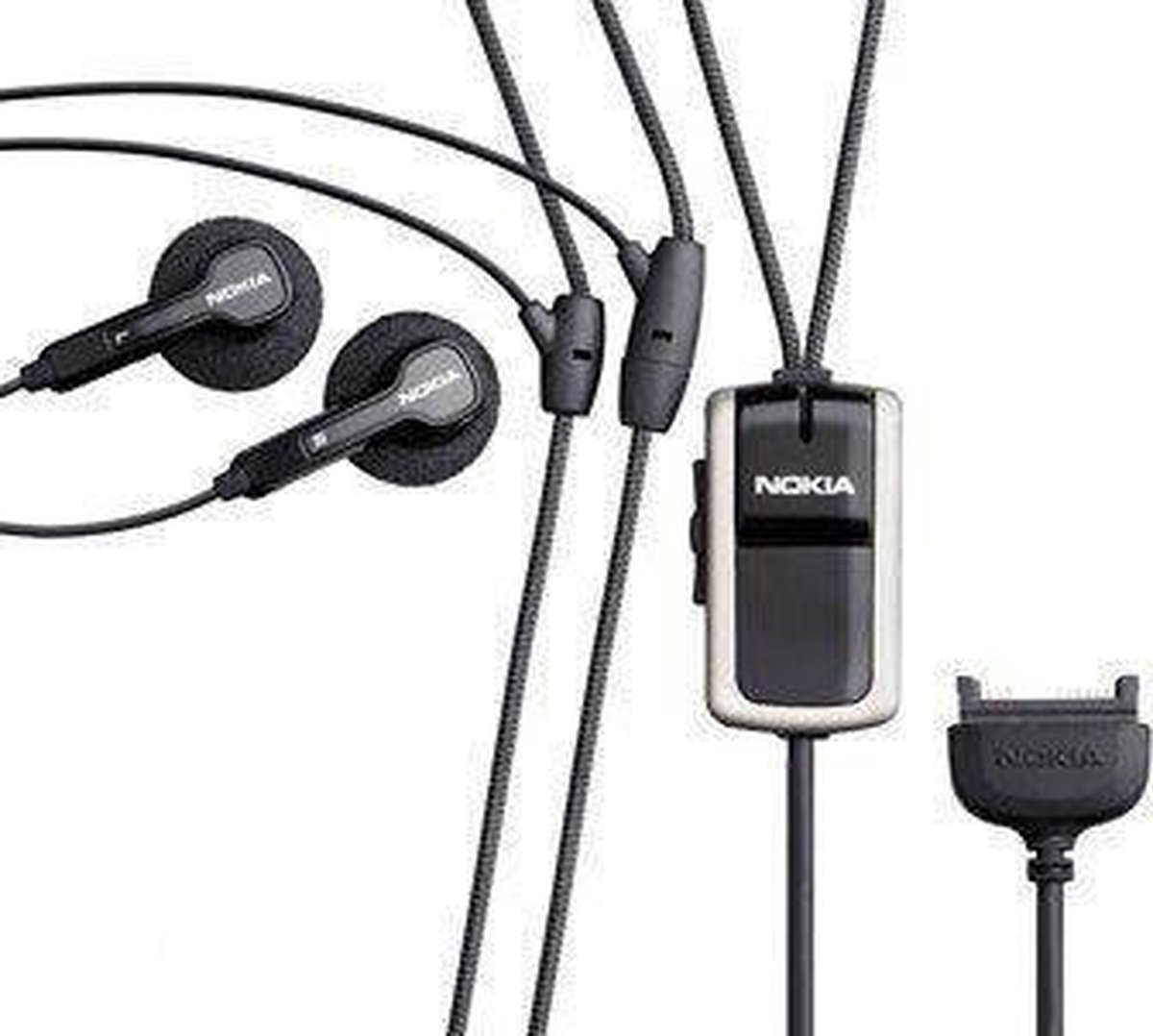 Nokia Stereo Headset HS-23
