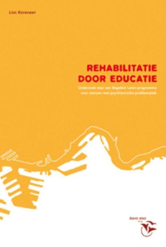 Rehabilitatie door educatie - L. Korevaar | Fthsonline.com