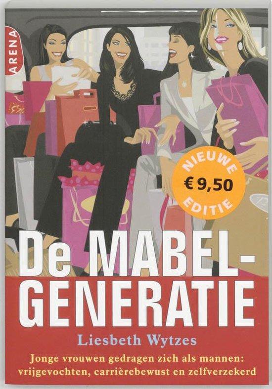 Cover van het boek 'De Mabelgeneratie' van Liesbeth Wytzes