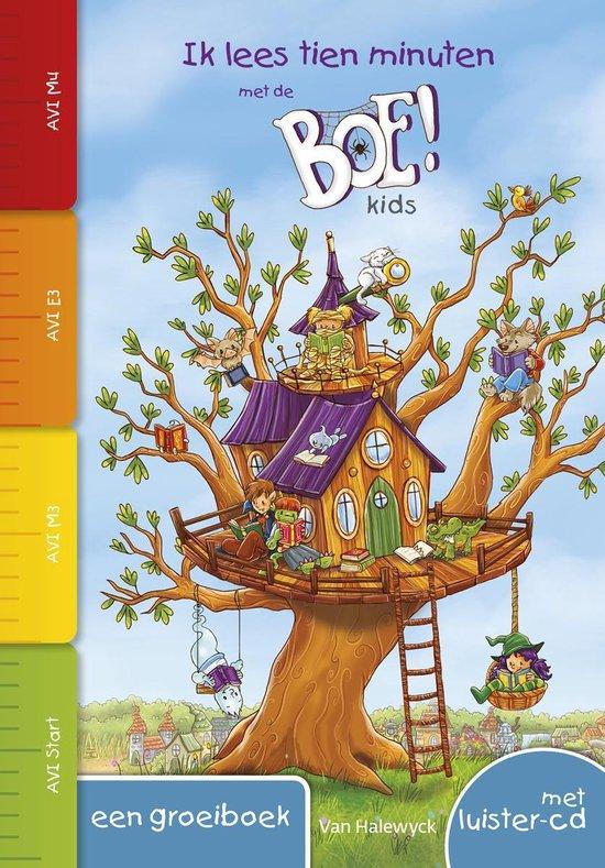 Ik lees tien minuten met de BOE!kids - Nico de Braeckeleer |