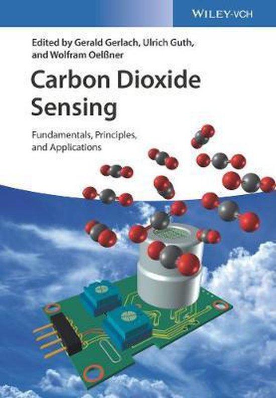 Boek cover Carbon Dioxide Sensing van Gerald Gerlach (Hardcover)