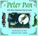 Peter Pan (With 3-Dimensional Pop-Up Scenes)