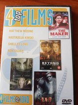 4 Top Films ( the maker / beyond the city limits / vanished without a trace / white raven )