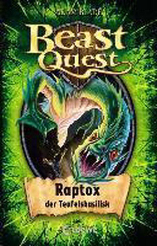 Beast Quest 39. Raptox, der Teufelsbasilisk