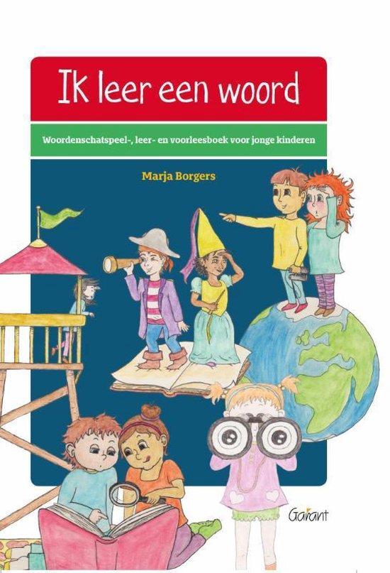 Ik leer een woord - Marja Borgers  