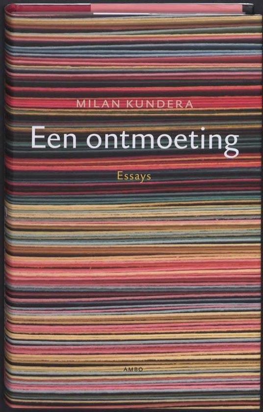 Cover van het boek 'Een ontmoeting'