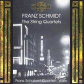 Schmidt: The String Quartets