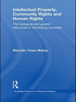 Omslag Intellectual Property, Community Rights and Human Rights