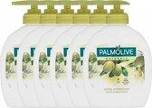 Palmolive Zeep Vloeibare Olijf Met Pomp Voordeelverpakking