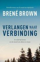 Boek cover Verlangen naar verbinding van Brené Brown