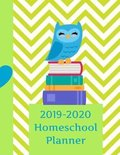 2019-2020 Homeschool Planner