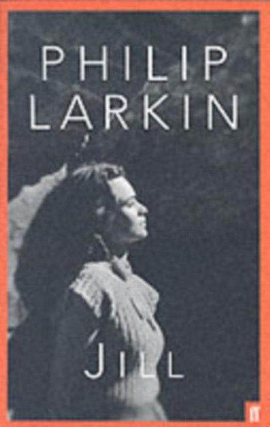 Boek cover Jill van Philip Larkin (Paperback)
