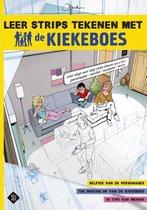 """""""De Kiekeboes  - Leer strips tekenen met"""""""