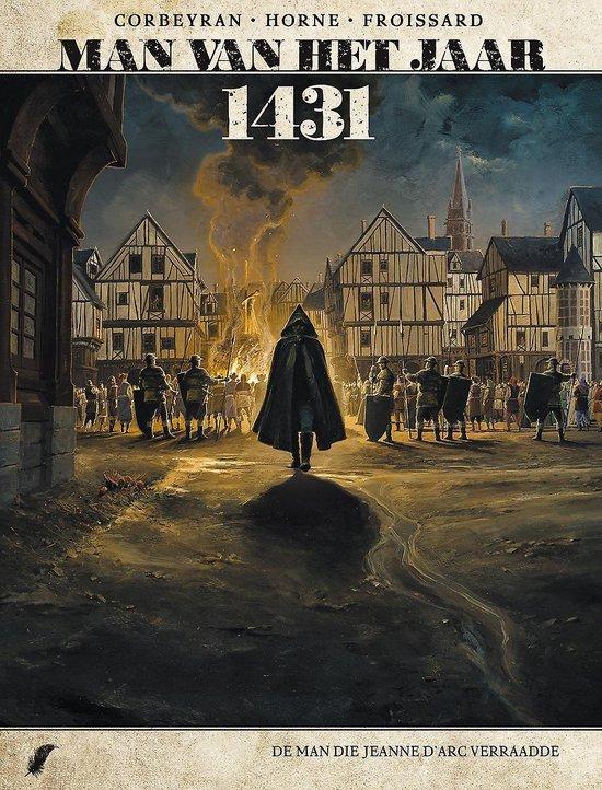 Man van het jaar hc02. 1431: de man die jean d'arc verried 2/7 - ... Horne |