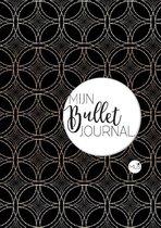 Mijn Bullet Journal - Zwart Goud - A6