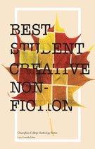 Best Student Creative Nonfiction