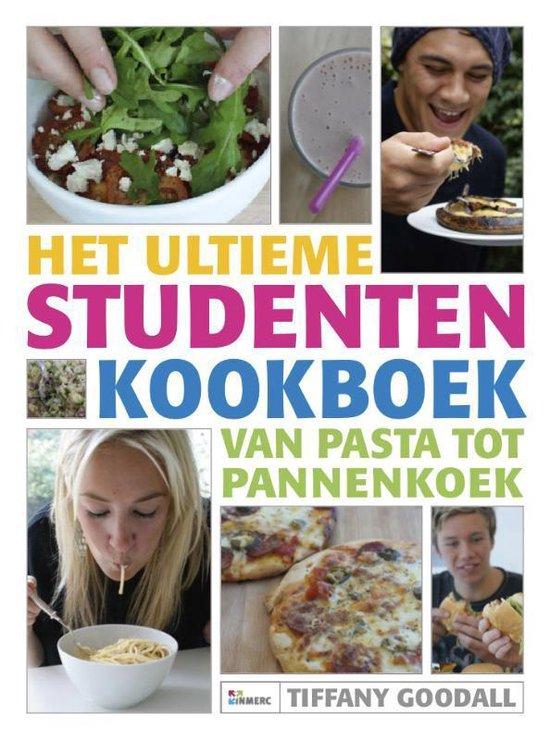 Het ultieme studentenkookboek - Tiffany Goodalls   Fthsonline.com