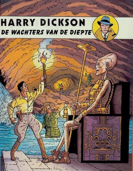 Harry dickson Hc09. de wachters van de diepte - pascal zanon | Fthsonline.com