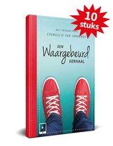 Nederlands Een waargebeurd verhaal - 10 stuks