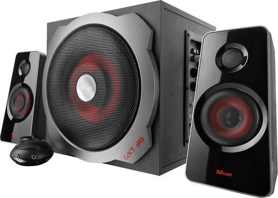GXT 38 Tytan  - 2.1 Subwoofer Speakerset - Zwart