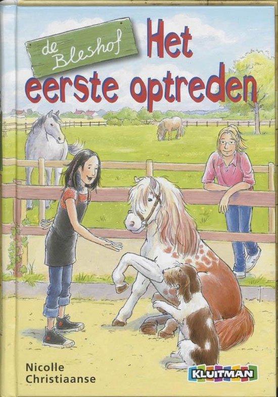 De Bleshof - Het eerste optreden - Nicolle Christiaanse  