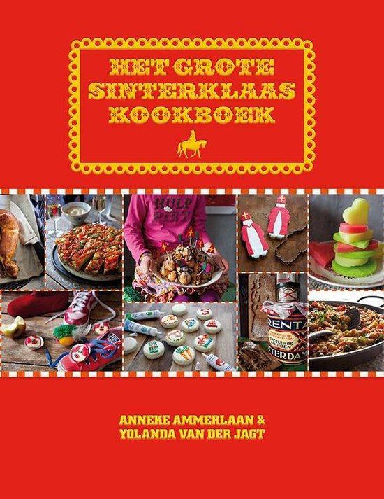 Het grote Sinterklaas kookboek - Yolanda van der Jagt  