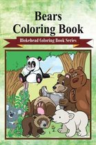 Bears Coloring Book