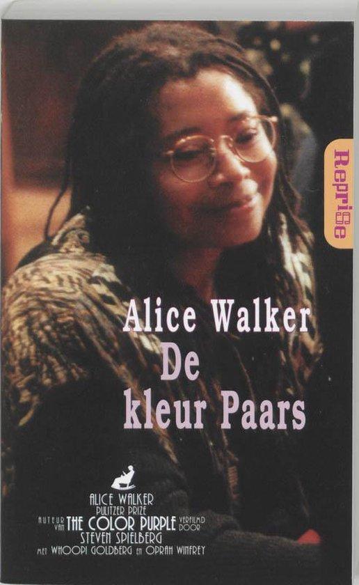 De kleur paars - Alice Walker  