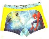 Zwembroek Spiderman maat 98