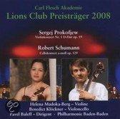 Lions Club Preistrager 2008