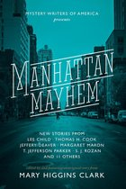 Omslag Manhattan Mayhem