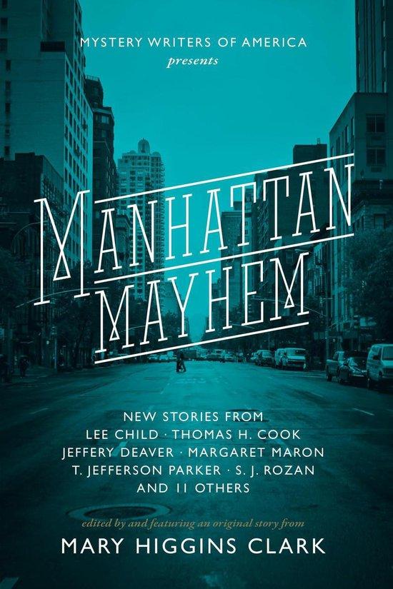 Omslag van Manhattan Mayhem