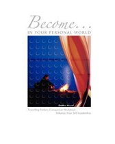 Become...in Your Personal World