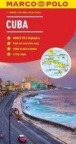 Marco Polo Cuba Map