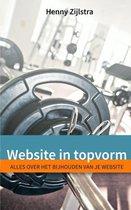 Website in topvorm
