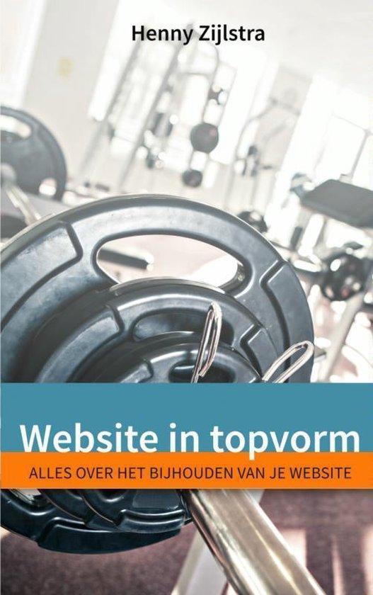 Website in topvorm - Henny Zijlstra pdf epub