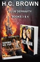 Club Depravity - Books 3 & 4