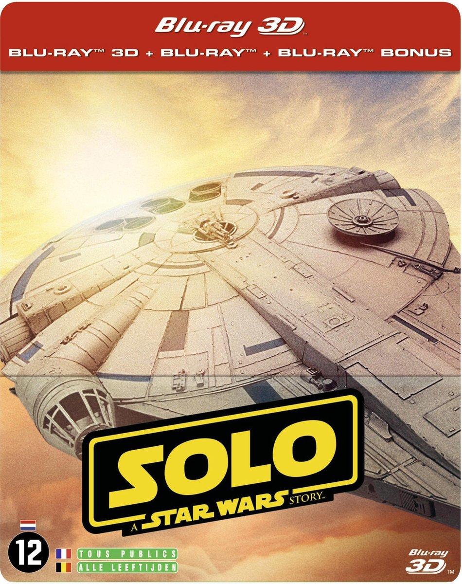 Solo: A Star Wars Story (3D+2D Blu-ray) (LTD) (Steelbook) - Movie
