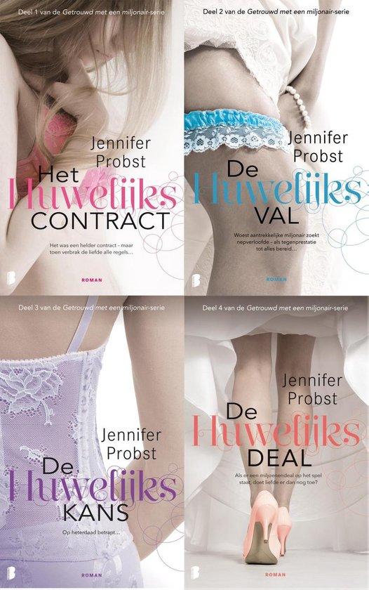 Getrouwd met een miljonair-serie (4-in-1) - Jennifer Probst  