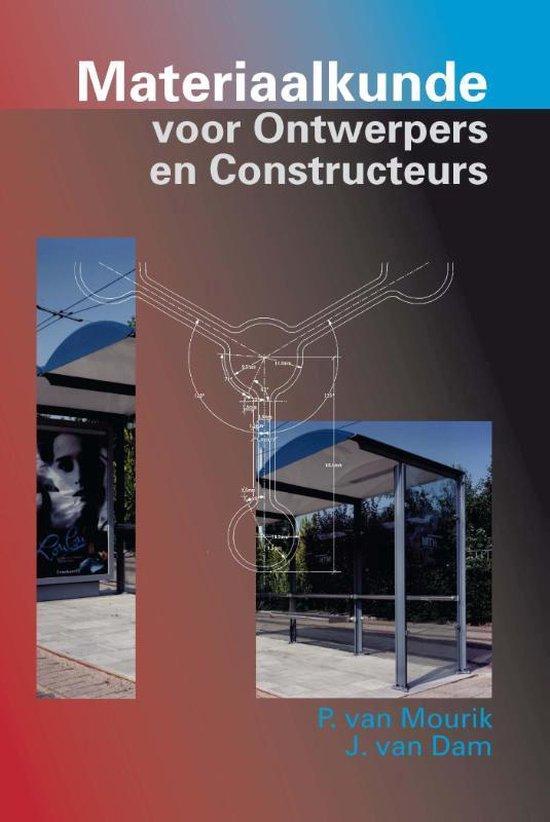 Boek cover Materiaalkunde voor ontwerpers en constructeurs van P. Mourik (Paperback)