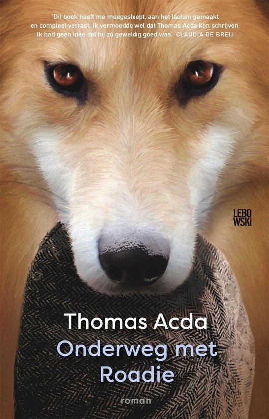 Onderweg met Roadie - Thomas Acda pdf epub