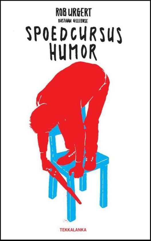 Spoedcursus humor - Rob Urgert |