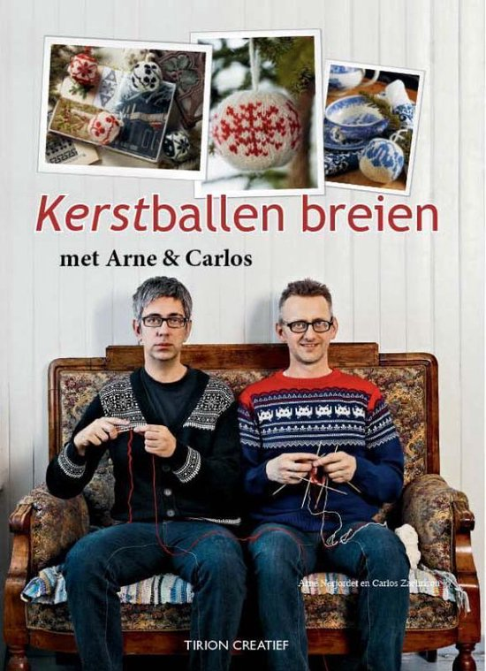 Kerstballen breien - Arne Nerjordert | Readingchampions.org.uk