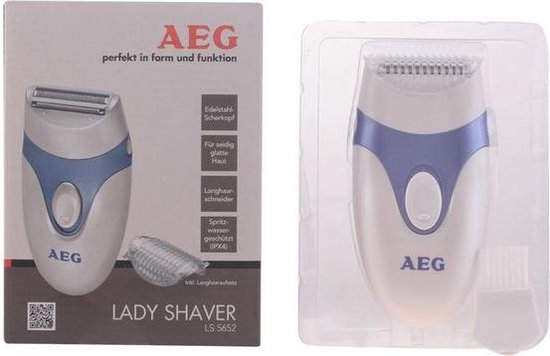 AEG LS 5652 - Ladyshave