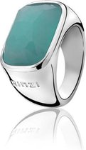 Zinzi - Zilveren Ring - Maat 62  ZIR675-62