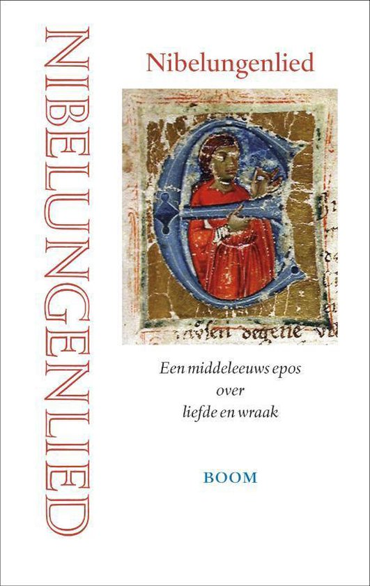 Boek cover Nibelungenlied van Anoniem (Paperback)