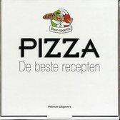 Boek cover Pizza van