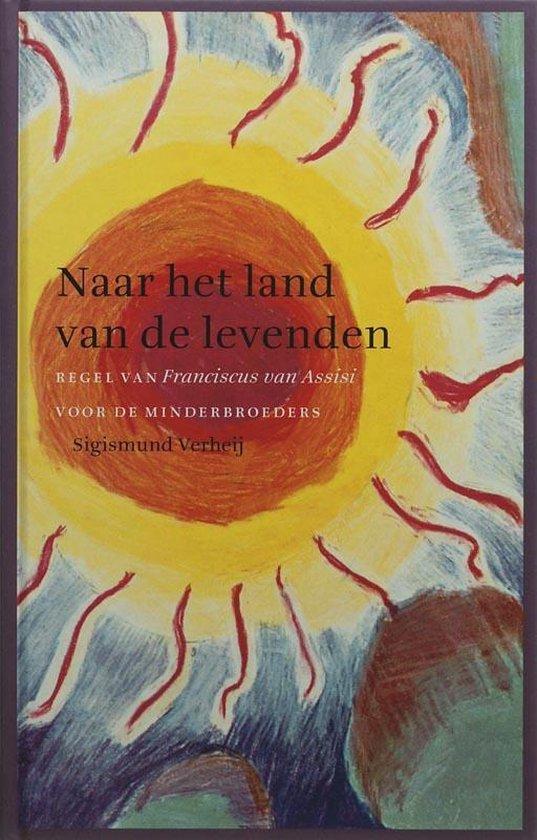Cover van het boek 'Naar het land van de levenden'