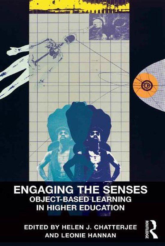Boek cover Engaging the Senses: Object-Based Learning in Higher Education van Helen J. Chatterjee (Onbekend)