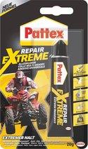 Pattex Reparatielijm - 100 % Repair - Extreme - Universeel - 20 Gram
